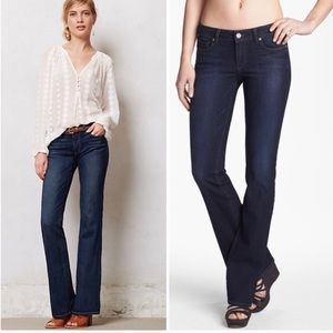 Paige Skyline Boot Cut Denim Jeans